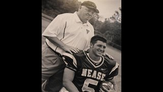 Tim Tebow pays tribute to his Nease High School football coach on Twitter