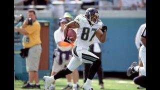Jaguars name former WR Keenan McCardell as wide receivers coach