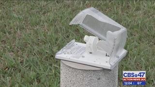 City of Jacksonville looking into vandalism on Northbank Riverwalk
