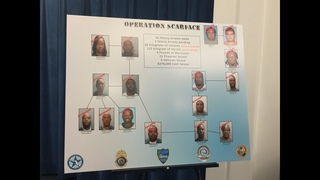 Jacksonville police: 2 drug trafficking organizations shut down in