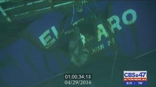 Day 4: Coast Guard hearing on sinking of El Faro