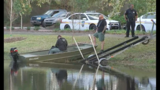 Photos: Dive team at a lake near UNF in Jacksonville - (2/4)