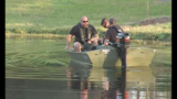 Photos: Dive team at a lake near UNF in Jacksonville - (3/4)