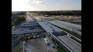 Information on I-95 at J. Turner Butler Boulevard interchange…