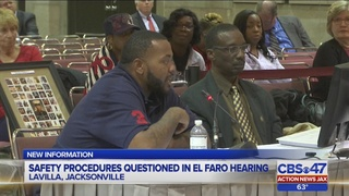 Former El Faro crew member says there was hostility, hesitation to…