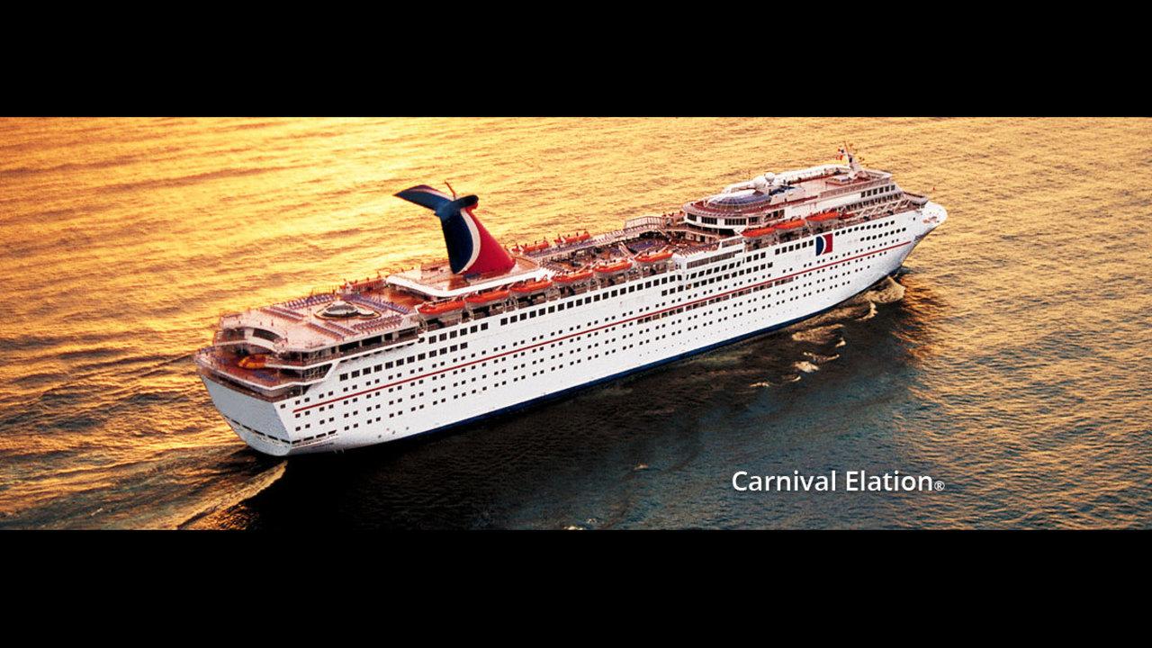 Coast Guard Suspends Search For Carnival Elation Passenger Near - Cruise ship gas mileage
