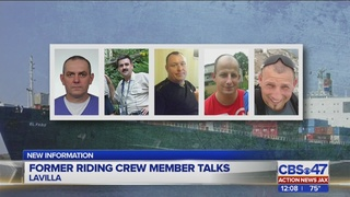 Polish crew member who formerly served on El Faro says they did not participate in safety drills