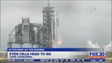 Mayo Clinic experiments head to space station