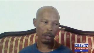 Bullet removed from cancer survivor