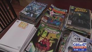 Orange Park shop uses comic books to fight illiteracy