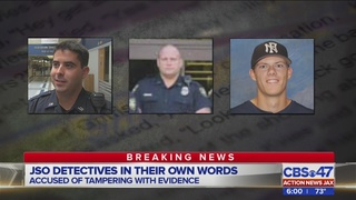 Warrants reveal what 3 JSO detectives accused of evidence tampering…