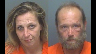 Police: Florida couple killed landlord, lived with her body for 2 weeks
