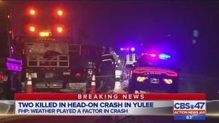 FHP: 2 Jacksonville teens killed in collision in Yulee