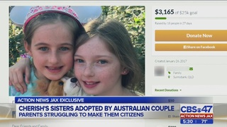 Sisters of Cherish Perrywinkle adopted by Australian couple; parents…