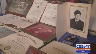 Update: Man locates owners of family heirlooms found in St. Johns County trash