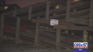 Handicap beach access concerns