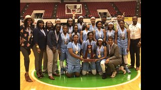 Jacksonville basketball team captures 6A championship
