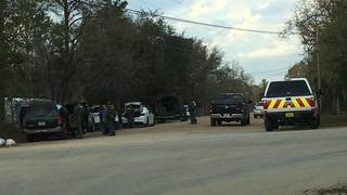 4 armed robbery suspects arrested in Clay County