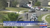JSO: Four adults inside Jacksonville home when one is shot, killed