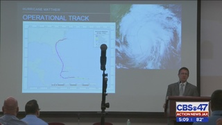 National Hurricane Center says Northeast Florida