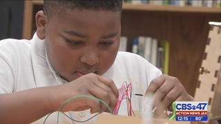 Multi-million dollar grant to teach Jacksonville middle schoolers…
