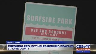 St. Johns County launching new beach restoration plan