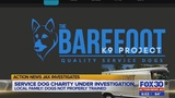Action News Jax Investigates: Barefoot K9 Project questioned by clients