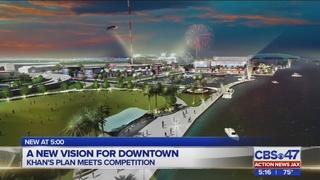 Jaguars put forward new plan for Jacksonville Shipyards