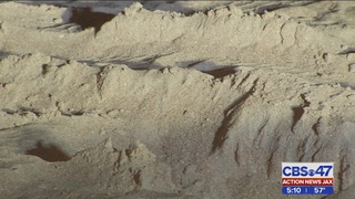 St. Johns County moving forward with sand project despite one property…