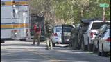 Photos: SWAT standoff, bank robbery - (6/18)