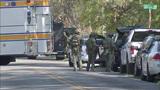 Photos: SWAT standoff, bank robbery - (1/18)