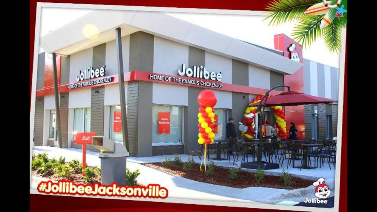 Jollibee To Open Its First Florida Restaurant In Jacksonville On