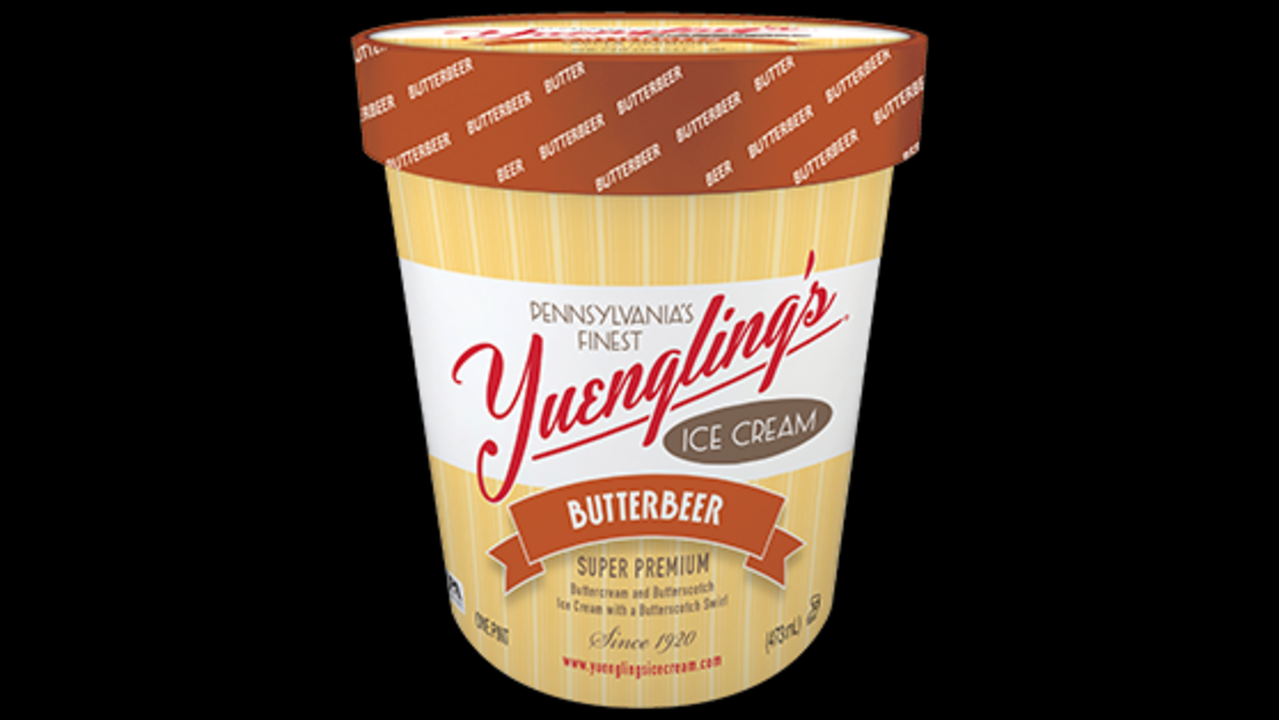 Yuengling Ice Cream introduces Butter Beer flavor for 'Harry
