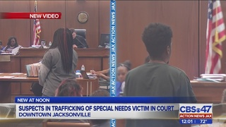 Bond set for Jacksonville duo suspected of prostituting woman with special needs