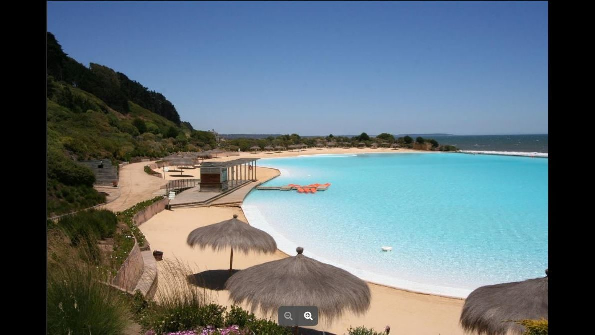 """First renderings on St  Johns County 14-acre """"Crystal Lagoon"""