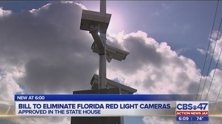 Bill to outlaw red-light cams sails through FL House, could hit snag in Senate