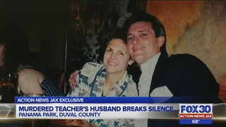 Husband of murdered Jacksonville music teacher: