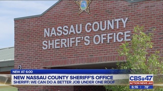 New Nassau County Sheriff