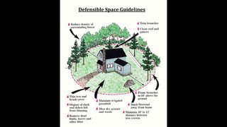 Firefighters stress importance of defensible space after Nassau wildfire…