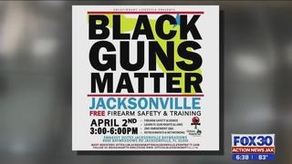 """Local """"Black Guns Matter"""" event"""