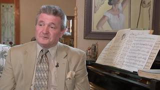Raw interview, part 2: Husband of murdered music teacher talks about…