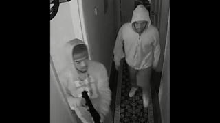 Photos: Men hold Jacksonville homeowner at gunpoint during robbery