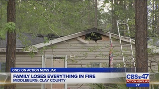 Family in need after their Middleburg home catches fire twice in one day