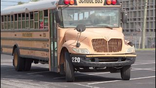 Cleaning solution suspected of sickening children on Duval County school bus