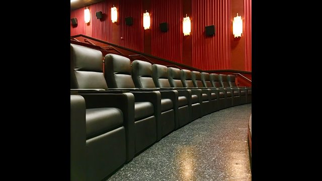 Luxury Recliners Coming To Jacksonvilles Tinseltown Movie Theater