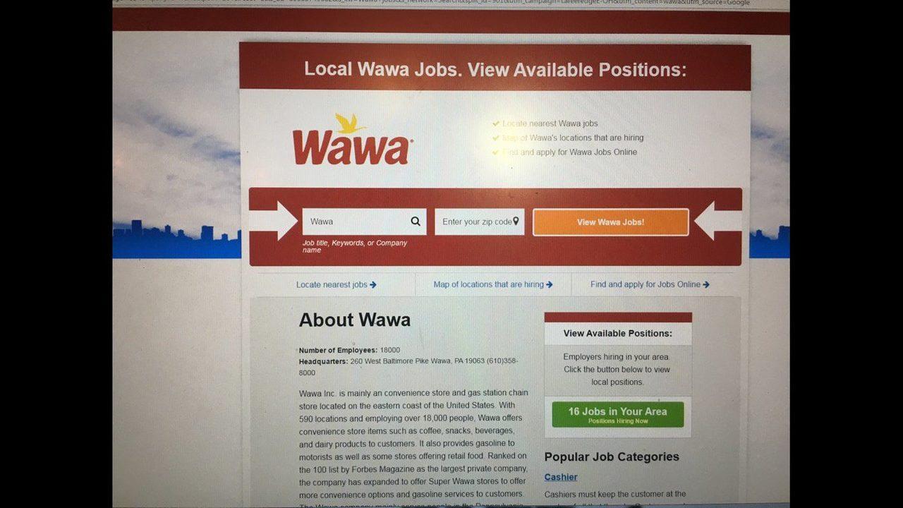 Scammers Target Job Seekers As Companies Like Amazon, Wawa Enter  Jacksonville Market | WJAX TV