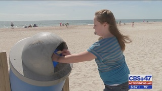 Girl, 9, invites people in Facebook video to take part in Fernandina…