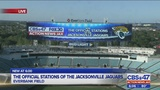 CBS47 FOX30 named new official stations of the Jacksonville Jaguars