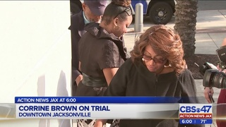Corrine Brown fraud trial: Over half of potential jurors have prior…