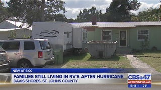 Help for families impacted by Hurricane Matthew
